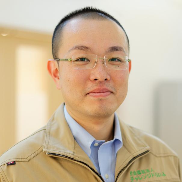 理事長 白石圭太郎